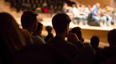 Audiciones con la OSC para alumnos de Secundaria y Universidad