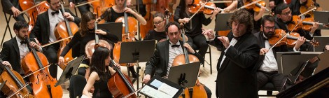 8 abril: Mendelssohn y Beethoven