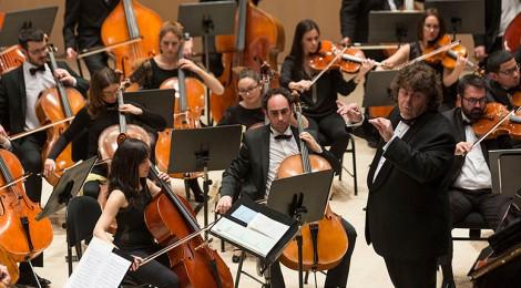 19 febrero 2016: Mahler y Berg