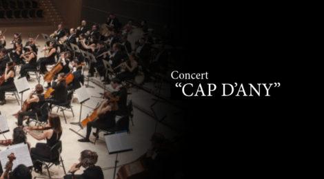 """28 diciembre 2019: Concierto """"Cap d'any de cine"""""""