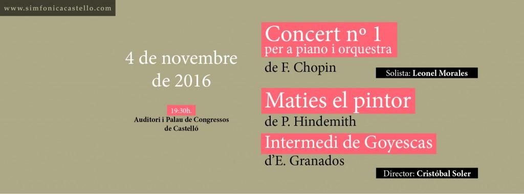 PORTADA concierto 4nov2016