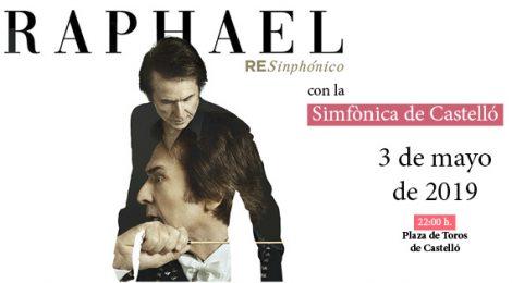 3 mayo 2019: Raphael RESinphónico