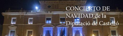 23 de diciembre: Concierto de Navidad Diputació de Castelló